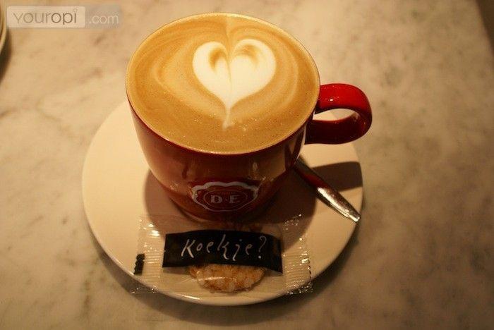 Douwe Egberts Koffie Cafe - Den Bosch - Informatie en reviews