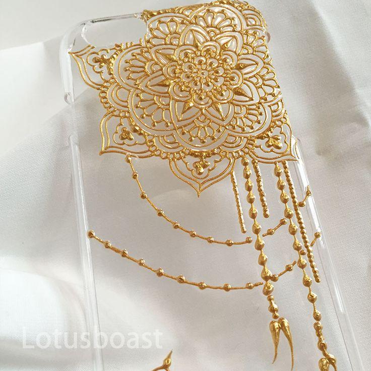 smartphone case that I design *** #メヘンディ#ヘナタトゥー #ヘナデザイン #ヘナアート#アート #ハンドメイド #手作り…