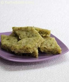 Moong dal or 'mag na' dhoklas are a favourite breakfast recipe of gujaratis. Not only are these dhoklas very simple to prepare, they can also be made well in advance. To enhance its flavour and nutritive value, add some grated carrots or ground peas to the batter. Serve with low calorie green chutney.