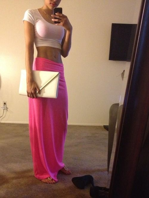 Summer Outfit... when i finally have great abs!!