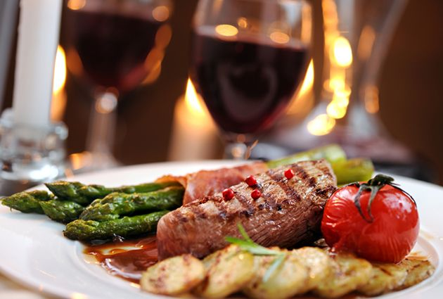 wine meal - Tìm với Google