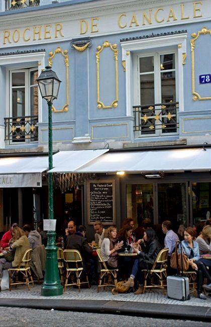 Rue Montorgueil, Paris, France (by jcpix)