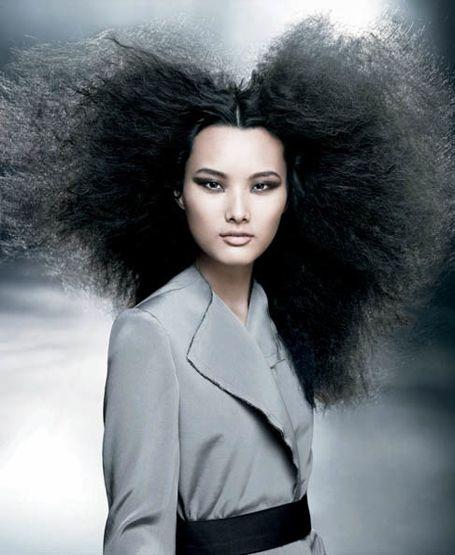 Női frizura trendek 2010 ősz - tél (I. rész) - frizuratrendek