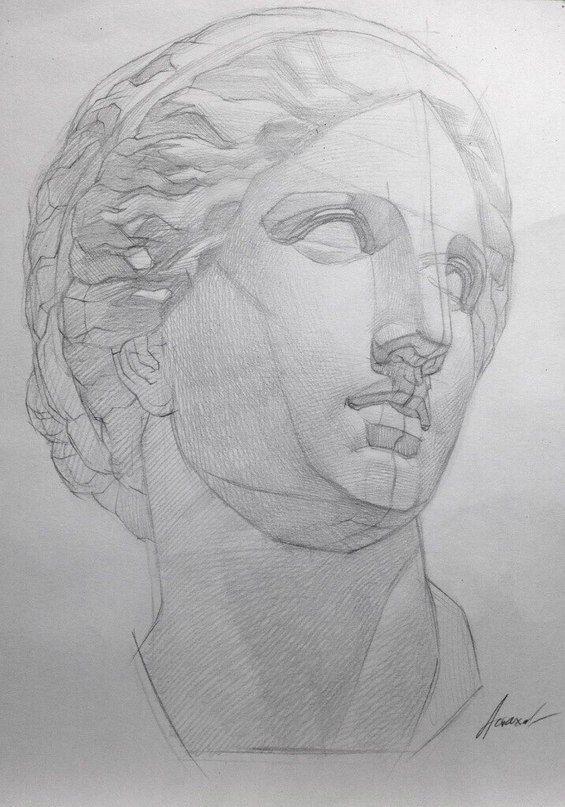 старого комода картинки рисунка головы карандашом планирую своего наказать