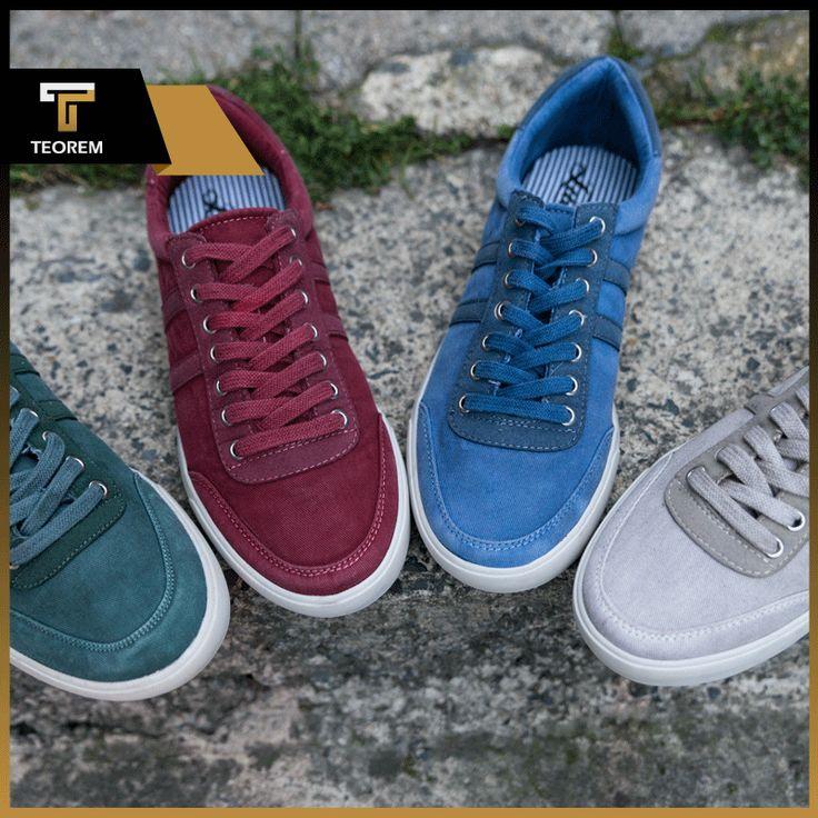 Teorem Ayakkabı'nın ilk markası olarak adını duyuran Fuel Ayakkabı, spor ayakkabı tasarımları ile birçok kullanıcının gözdesi haline geldi.