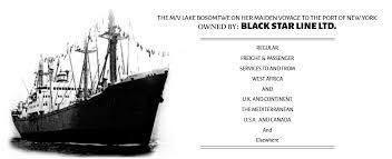 Image result for marcus garvey black star line