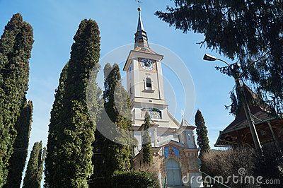 Church Christian Orthodox  The Holy Trinity - 1813, Schei, Brasov, Romania Biserica Sfanta Treime