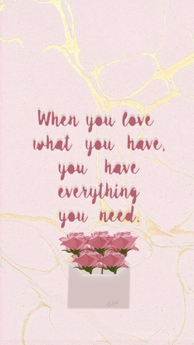 Quote Pinterest Rose Gold Artsy Wallpaper