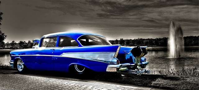 '57 Chevy...supercharged!