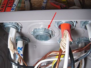 How To Install A 50 Amp 2 Pole Circuit Breaker To Power A Sub Panel Breaker Panel Electrical Panel Paneling