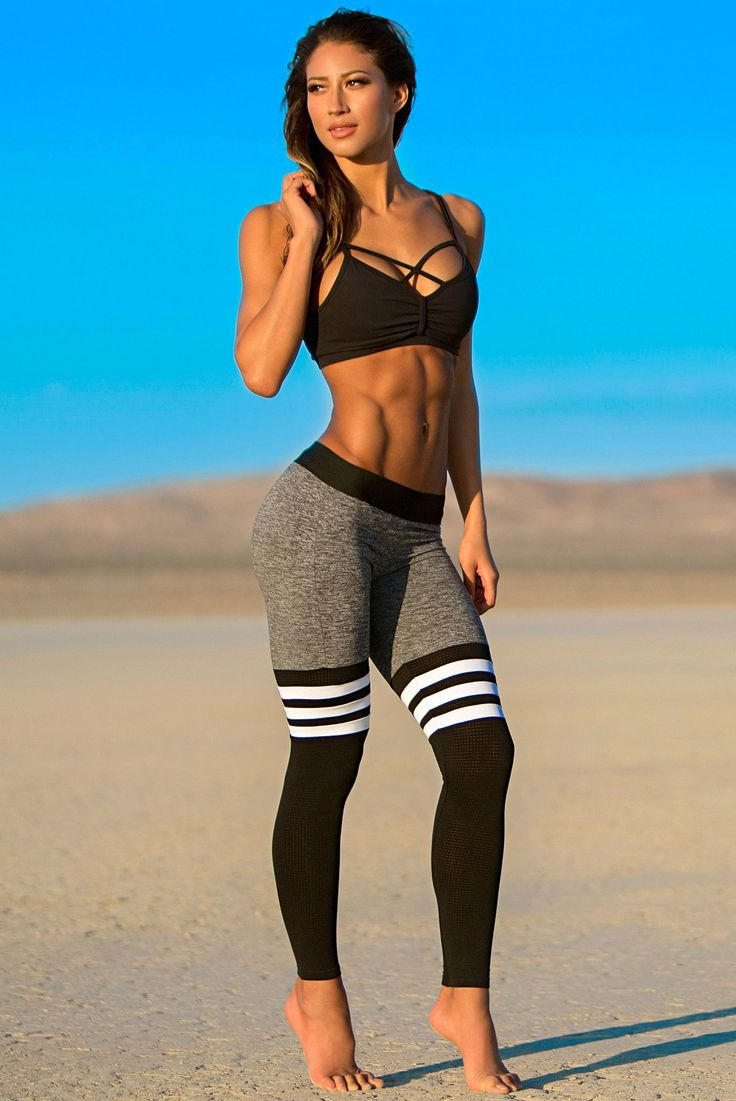 Thigh-High Sock Leggings- Bombshell model: Karina Ellie❤️