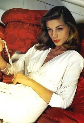 """I believe in the truth, and I believe in saying what you think. Why not?"" Lauren Bacall"