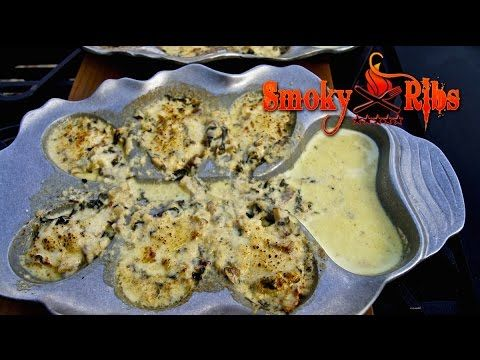 """Rus's """"Charbroiled Oysters"""" ~ The Oyster Bed - YouTube"""