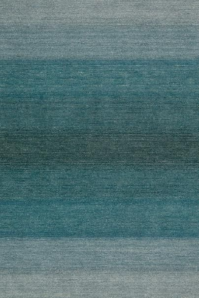 Karpet Calvin Klein Glow watercolor Aqua