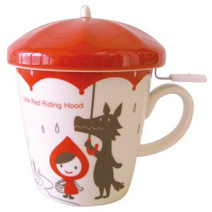 love little red riding hood!