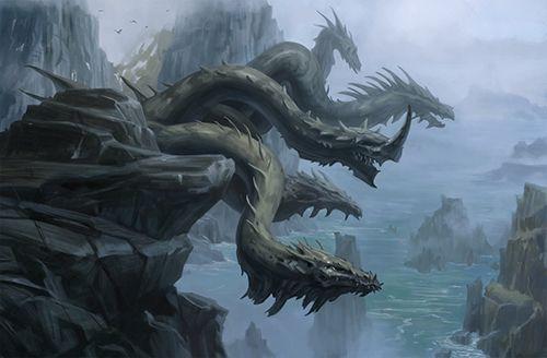 Scylla Scylla The One Who Slays Was A Sea Monster Who Haunted
