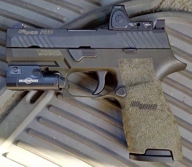 SIG P250/P320 Picture Thread! - Page 9 - SIG Talk