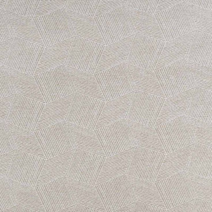 Warwick Fabrics : ORIGIN, Colour PUMICE
