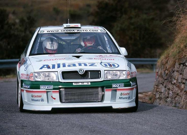 Skoda Octavia WRC | All Racing Cars