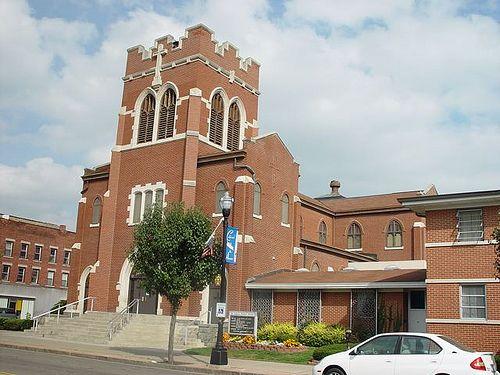 Endicott, NY - St Ambrose