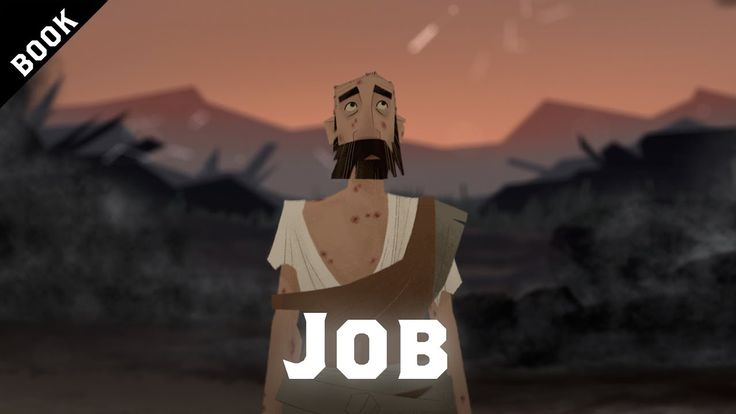 An animated walkthrough the book of Job. This video is part 3 of 3 in our Wisdom Series.