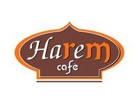 Logo caffetteria lounge bar Harem Cafè