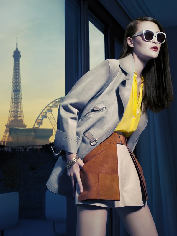 VOGUE CHINA:  Photographer: Benjamin Kanarek, Judy Inc #fashion #style #model #photography #vogue #paris #china #voguechina #clothing #pose #hair #beauty