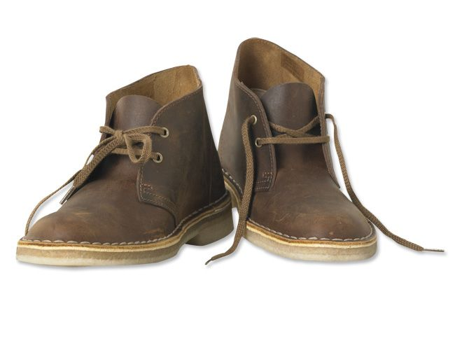 Just found this Leather Desert Boots for Women - Clarks Desert Boots -- Orvis on Orvis.com!