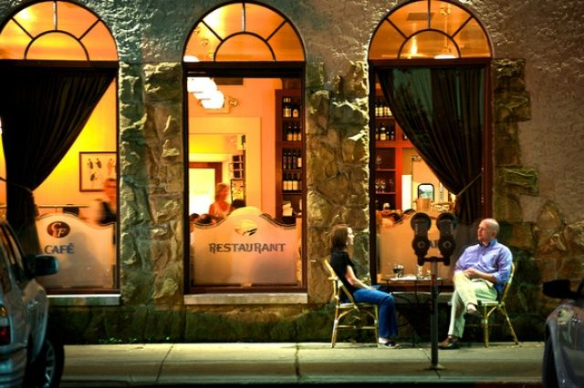 Chez Fon Fon -- Southside - Birmingham, AL (croque monsier, crabcakes, steak, burger...take your pick)