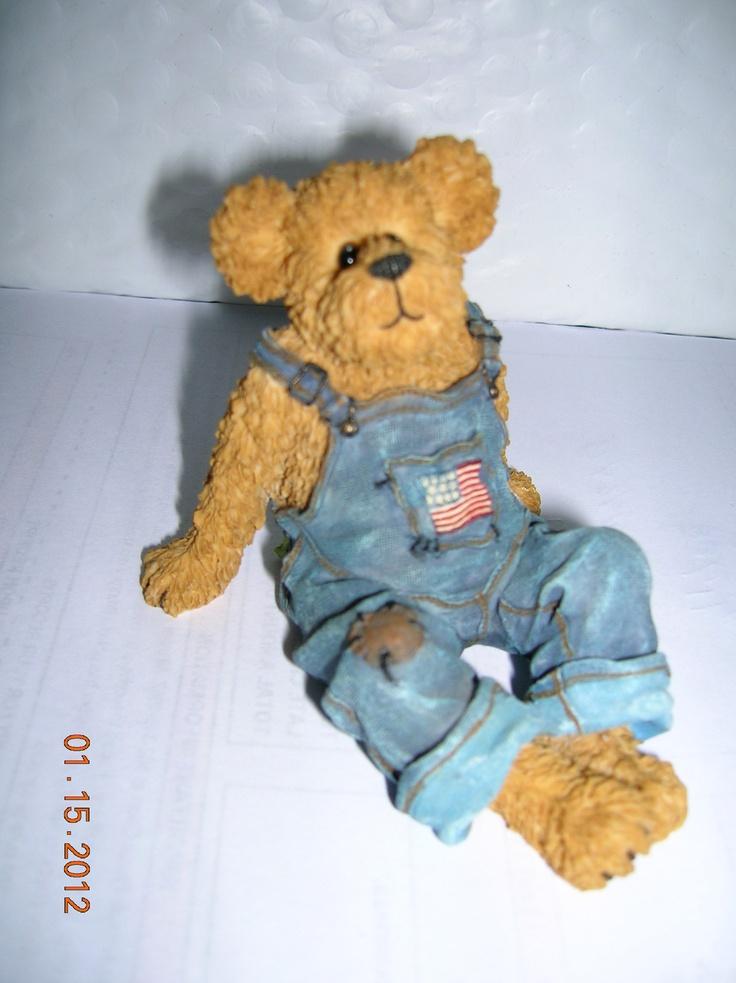 Boyd's Bear Opie Huckleberry
