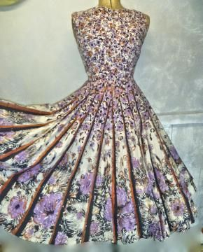 I have a friend who wears only dresses and skirt outfits. She sews her own and chooses provocative fabrics: alphabets, ants, constellations, lava patterns. This is for her. I can't quite love it, but for a girl who sees a dress as a literary work, this is a Yes.