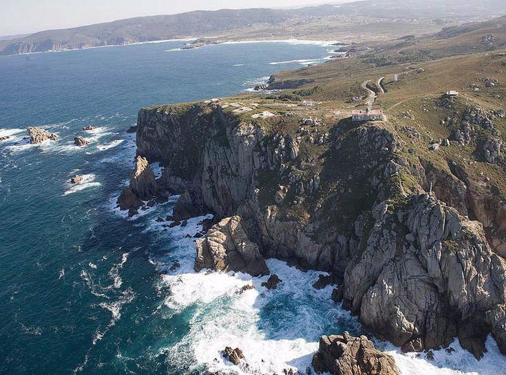 Cabo Prior Lighthouse #Galicia