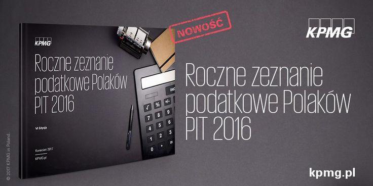 Roczne zeznanie podatkowe Polaków PIT 2016 Rozliczenie się z urzędem skarbowym dla 85% Polaków nie jest stresującym obowiązkiem.