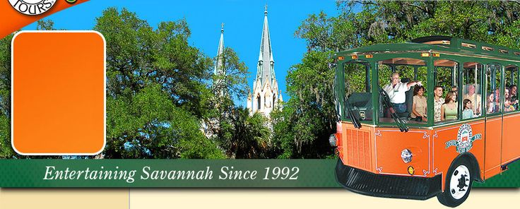 Savannah Tours | Savannah Attractions | Old Town Trolley Tours®