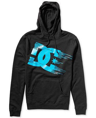 DC Shoes Pullover Hoodie