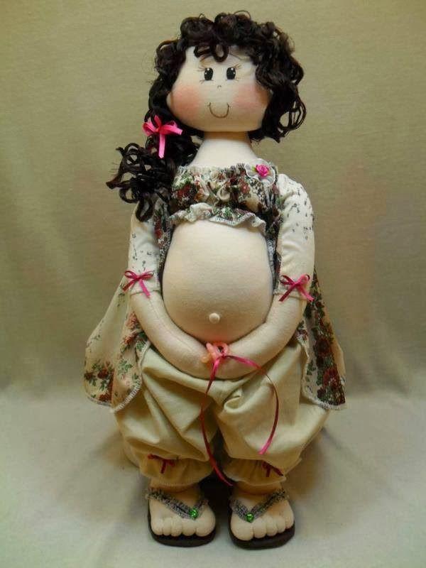 Vídeo:         =============================================      Molde de boneca grávida.                   creditos:...