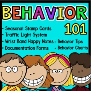 Behavior and Classroom Management Forms