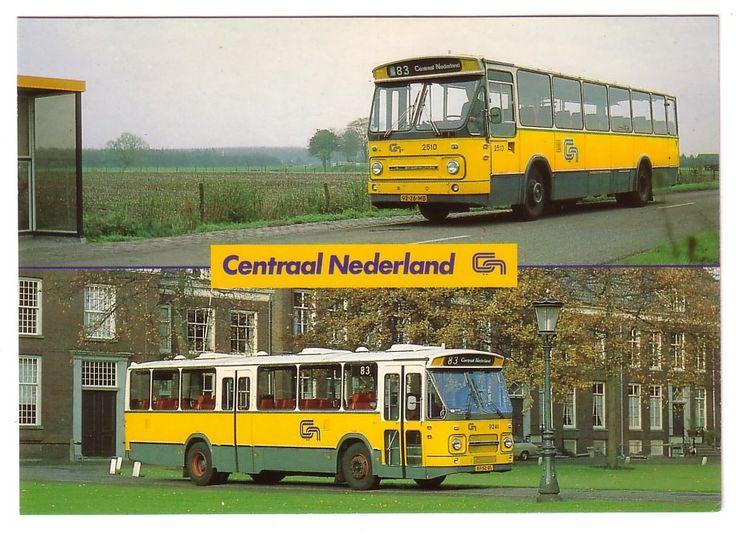 nederlandse bussen - Centraal Nederland