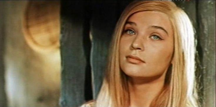 """Светлана Светличная (Svetlana Svetlichnaya) - """"Герой нашего времени"""" (1965, 1966)"""