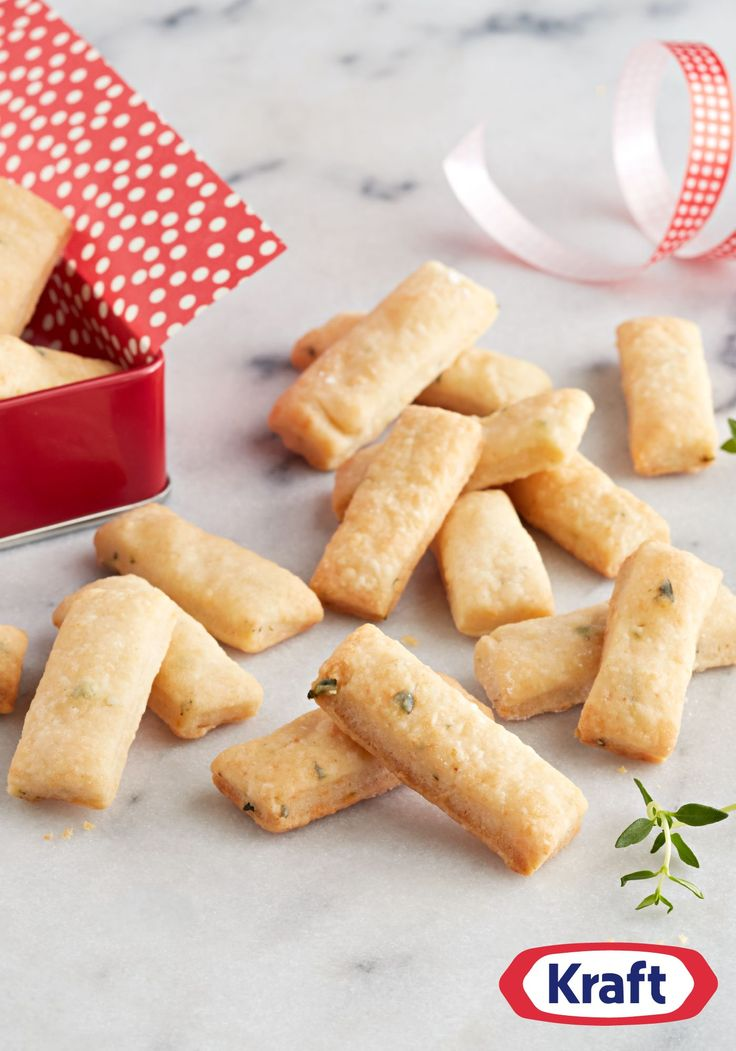PHILLY Parmesan-Thyme Snack Crackers – When your guests ask you where on earth you got these extraordinary Parmesan-thyme crackers, you'll be tickled to reveal that you made them yourself—and in just around 30 minutes!