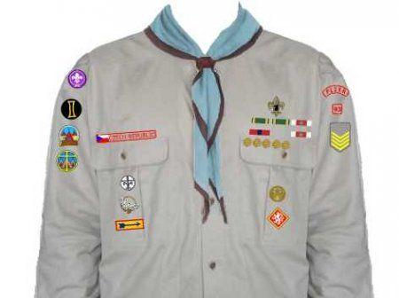 Košile « Skautský kroj « Organizace prakticky « Organizace « Domů