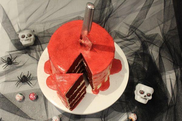 Deliciouse Red Velvet Cake