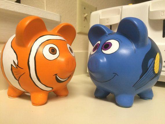 ALISTA para enviar búsqueda de Dory encontrar Nemo por KaleyCrafts