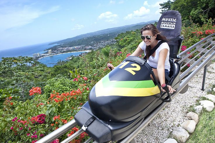 Mystic Mountain Tour, Ocho Rios, Jamaica. Jamaica tours, excursions, sightseeing tours, cruise excursions, things to do and day trips at affordable rates can be found here at http://www.paradisepalmsjamaicatours.com Paradise Palms Jamaica Tours. Paradise Palms Jamaica Tours Airport Transfers, Tours and excursions http://www.paradisepalmsjamaica.com/