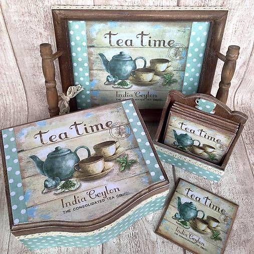 Čas na čaj IHNEĎ K ODBERU
