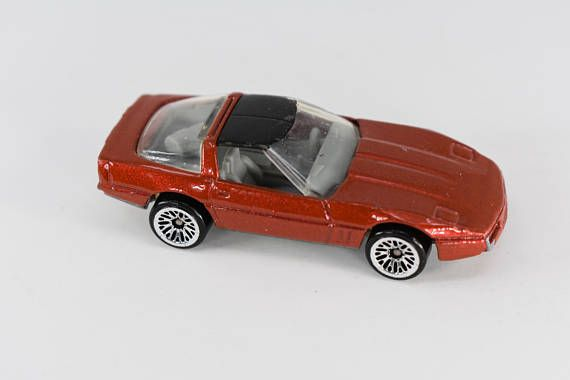 Reserved For Seekfirstdb Do Not Buy Hot Wheels 80 S Etsy Hot Wheels Corvette Red Sparkle