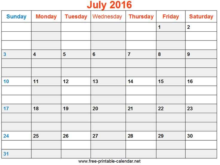Best  July Calendar  Printable Ideas On   Free