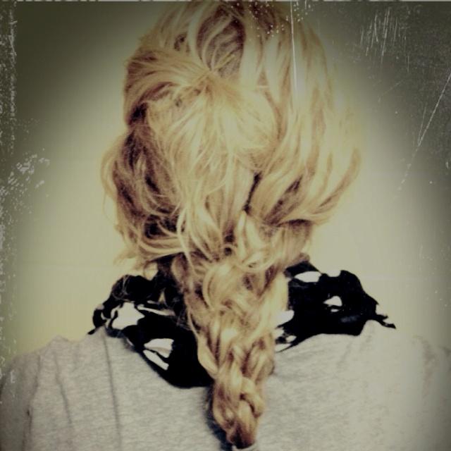 5-stranded braid done by Angela!