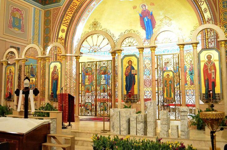 St. Nicholas Ukranian Greek Catholic Church – Chicago, IL