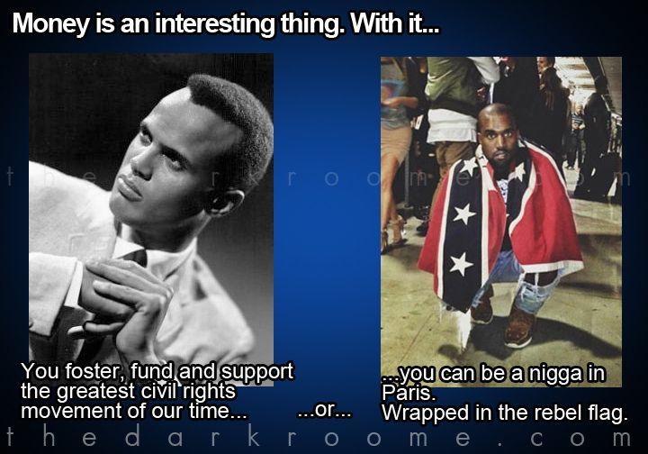 Money Choices: Belafonte v. West